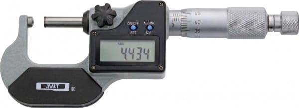 0 - 25mm Digital-Rohrwanddicken-Messschrauben