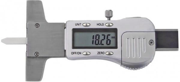 25mm Digital-Tiefen-Messschieber Mit Flachspitze 25 X 5 X 2 mm, DIN 862