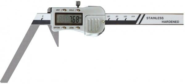 50mm Digital-Spiralbohrer-Messschieber