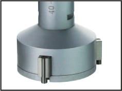 40 - 50mm Digital-Dreipunkt-Innen-Messschrauben, DIN 863
