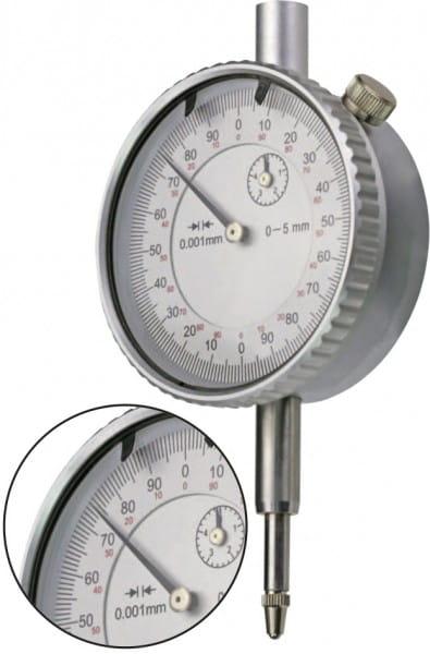 5mm Messuhr Mit Ablesung 0,001 mm