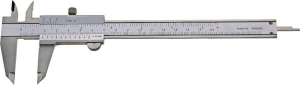 300mm Taschen-Messschieber Mit Feststellschraube, Top, DIN 862