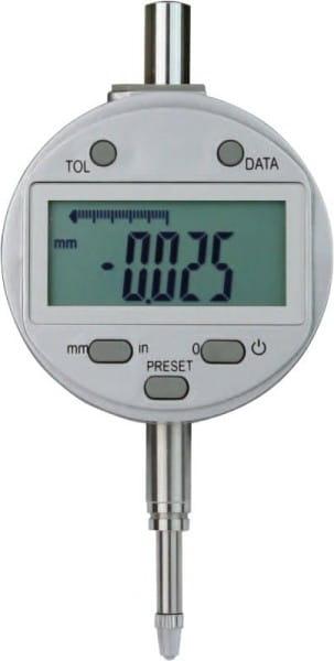 50mm Digital-Messuhr, Induktives System, Ip 65