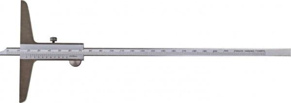 1000mm Tiefen-Messschieber, DIN 862