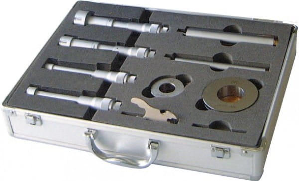 20 - 50mm Dreipunkt-Innen-Messschrauben, DIN 863