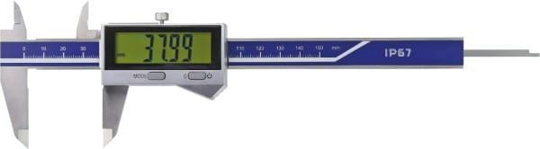 150mm Digital-Taschen-Messschieber, IP 67, DIN 862