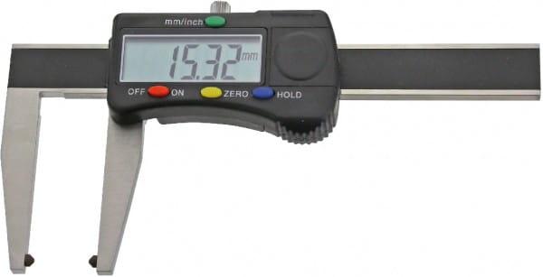 0 - 50mm Digital-Bremsscheiben-Messschieber