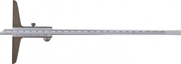 150mm Tiefen-Messschieber, DIN 862