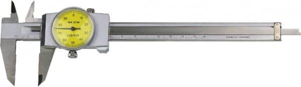 300mm Uhren-Messschieber, DIN 862, Top