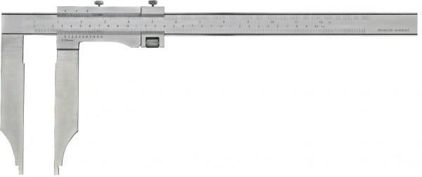 400mm Präzisions-Werkstatt-Messschieber