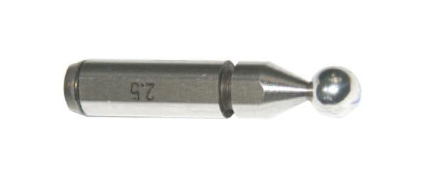 1,5mm Kugel-Einsätze Zur Messung Von Zahnrad