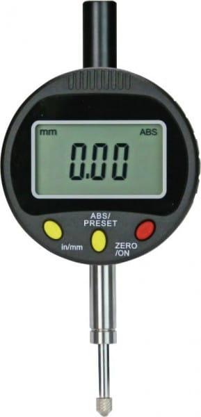 12,7mm Digital-Messuhr, 12,7 mm Und 25 mm