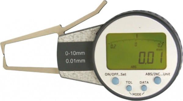 0 - 10mm Aussen-Schnellmesstaster