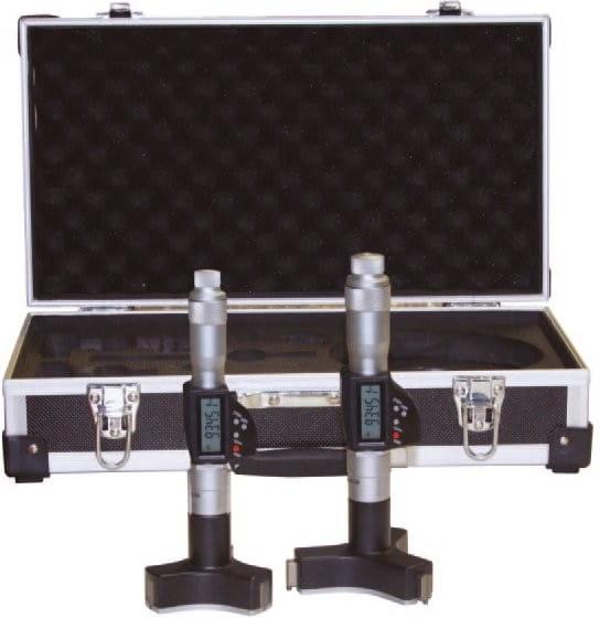 20 - 50mm Digital-Dreipunkt-Innen-Messschrauben, DIN 863