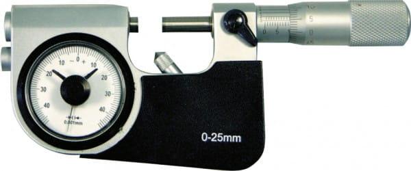 25 - 50mm Bügelmessschrauben Mit Feinzeiger