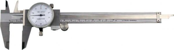 150mm Uhren-Messschieber DIN 862