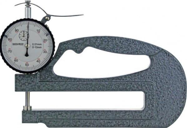 10mm Dicken-Messgerät Mit Anlifthebel