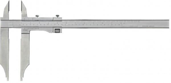 200mm Präzisions-Werkstatt-Messschieber