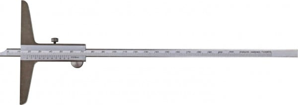 200mm Tiefen-Messschieber, DIN 862