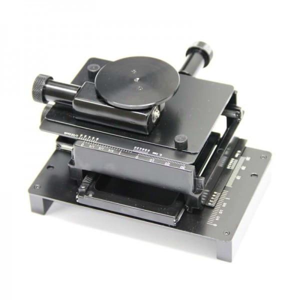 MS15X Kreuztisch für Dino-Lite Mikroskope