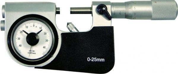 50 - 75mm Bügelmessschrauben Mit Feinzeiger