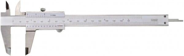 200mm Taschen-Messschieber Mit Feststellschraube, DIN 862