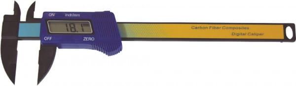 150mm Digital-Taschen-Messschieber Mit Solarzelle