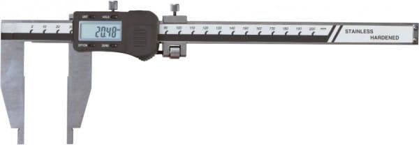 200mm Digital-Werkstatt-Messschieber