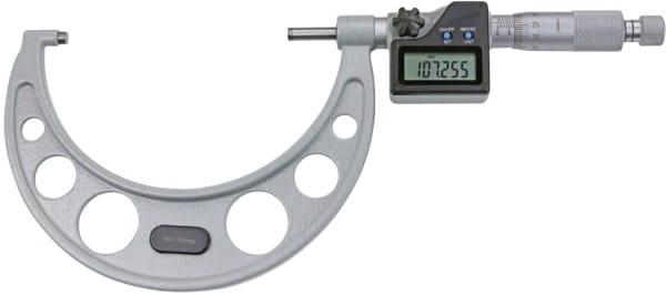 100 - 125mm Digital-Bügelmessschrauben, DIN 863