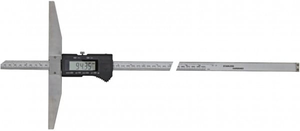1000mm Digital-Tiefen-Messschieber, DIN 862