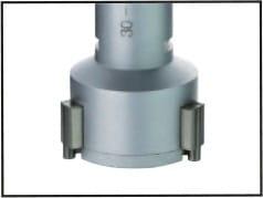 30 - 40mm Digital-Dreipunkt-Innen-Messschrauben, DIN 863