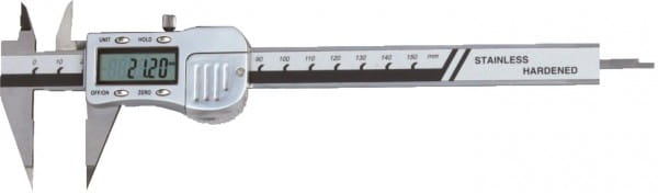 150mm Digital-Messschieber Mit Spitzem Schnabel