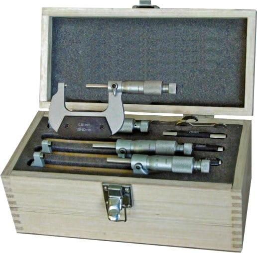 0 - 150mm Bügelmessschrauben Nach DIN 863