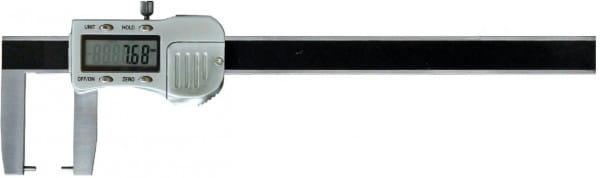 0 - 150mm Digital-Aussen-Nuten-Messschieber Mit Stiften
