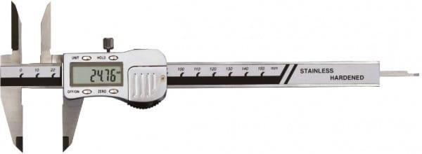 150mm Digital-Messschieber Mit Extra Langen Messspitzen