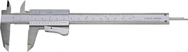 150mm Taschen-Messschieber Mit Momentfeststellung, Top, DIN 862