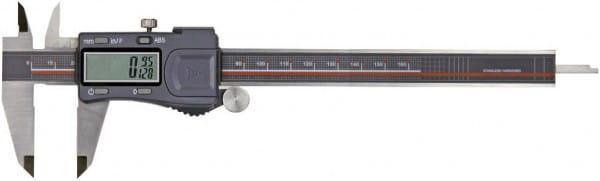 200mm Digital-Taschen-Messschieber, Anzeige Von mm, Inch Oder Bruch