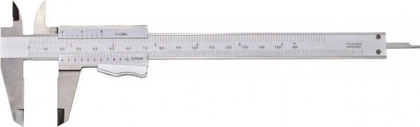200mm Taschen-Messschieber Mit Momentfeststellung, DIN 862