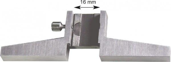 100 x 8,0mm (LxB) Tiefen-Messanschlag