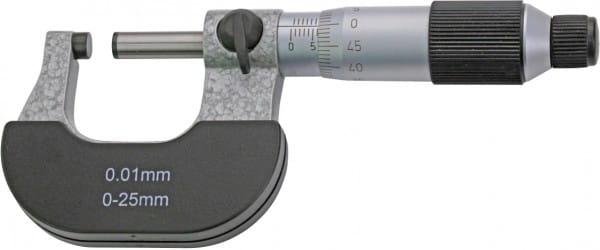 25 - 50mm Bügelmessschrauben, Antimagnetisch, DIN 863