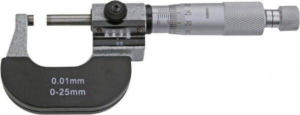 75 - 100mm Bügelmessschrauben Mit Zählwerk, DIN 863