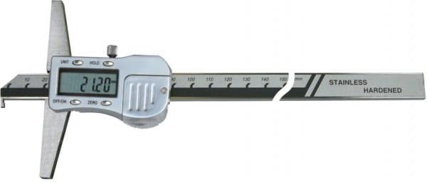 500mm Digital-Tiefen-Messschieber Mit Haken, DIN 862