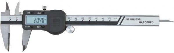 200mm Digital-Taschen-Messschieber, DIN 862