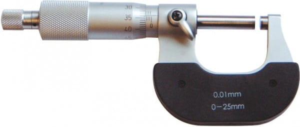 50 - 75mm Bügelmessschrauben Für Linkshänder
