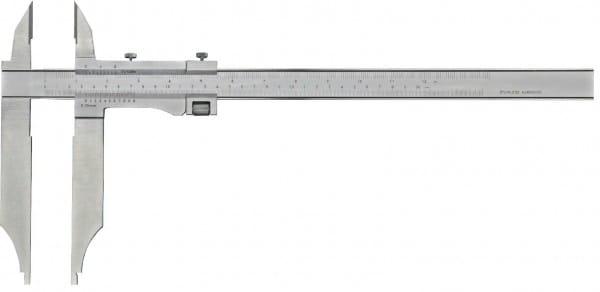 600mm Präzisions-Werkstatt-Messschieber