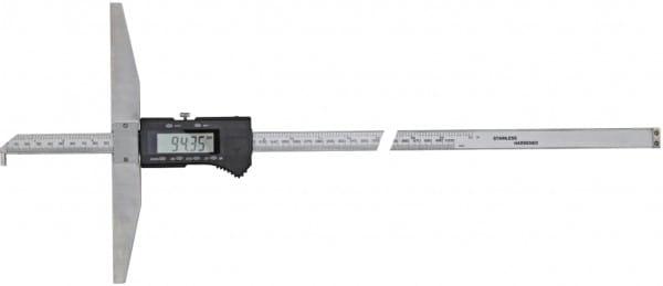 1000mm Digital-Tiefen-Messschieber Mit Haken, DIN 862