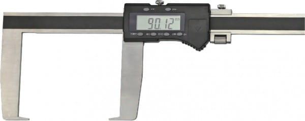 0 - 500mm Digital-Aussen-Nuten-Messschieber