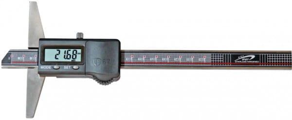 150mm Digital-Tiefen-Messschieber, Ip67, DIN 862