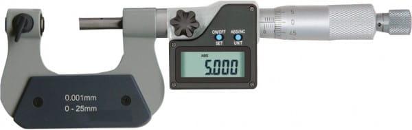 0 - 25mm Gewinde-Messschrauben
