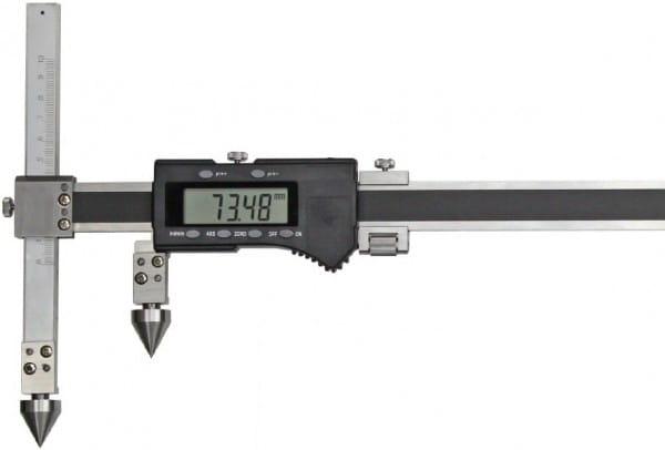 20 - 1000mm Digital-Bohrungsabstand-Messschieber